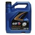 ELF EXCELLIUM 5W40 5L