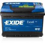 АКУМУЛАТОР EXIDE EXCELL 50 AH