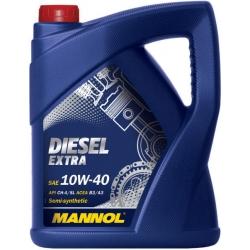 MANNOL DIESEL EXTRA 10W40 -5L
